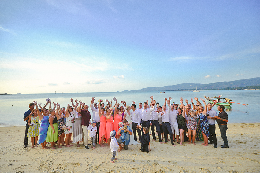 Samui Wedding Photography 259